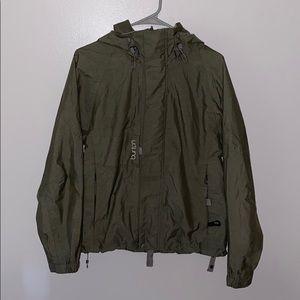 Burton Army Green Light Jacket